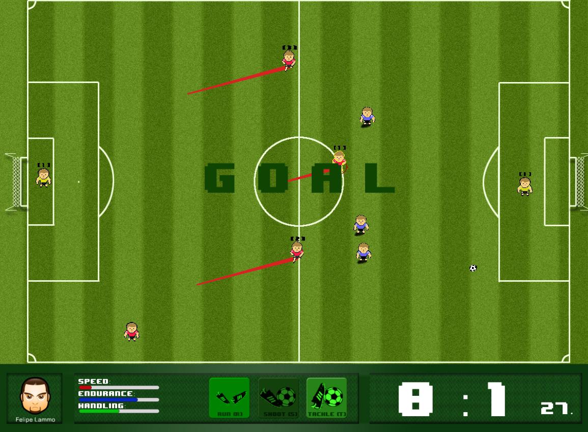 Soccercraft